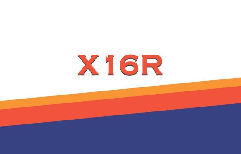 X16R Coins