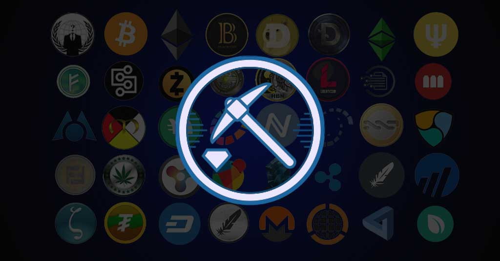 Mineable crypto currency list premier league sports betting poker