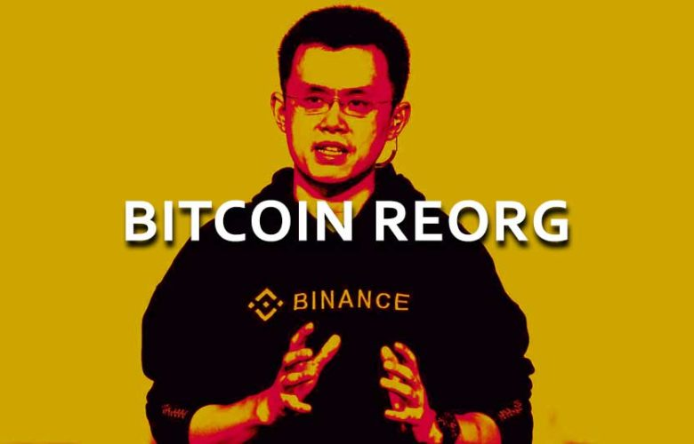Bitcoin Reorg explained