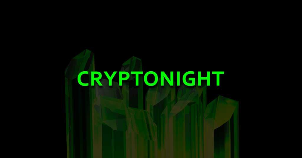 CryptoNight Algorithm - List of coins on CryptoNight
