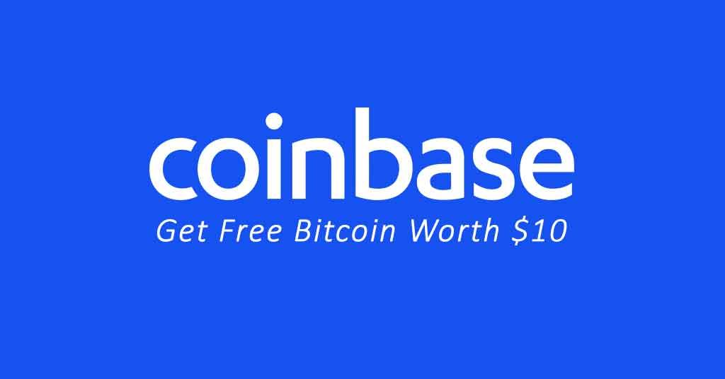 Free $10 coinbase