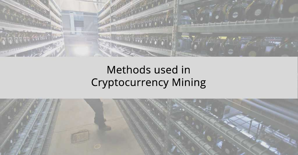 Photo of The 5 Different types of cryptocurrency mining that you need to know