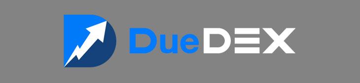 duedex leverage non kyc exchange