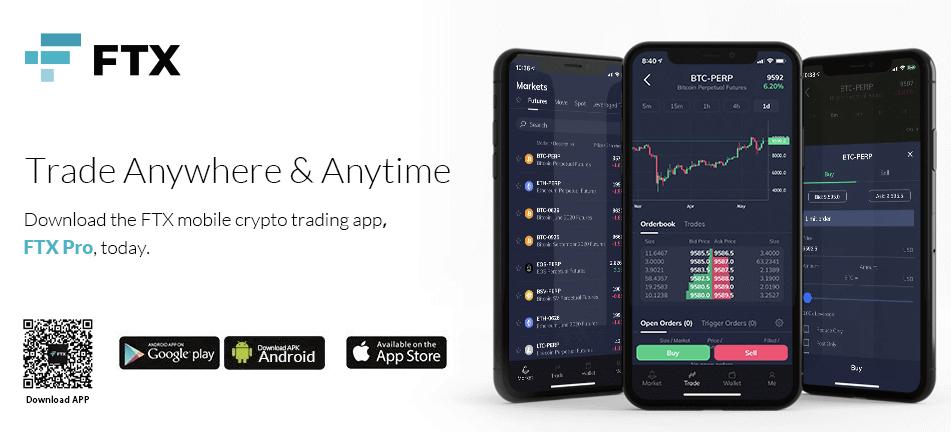 trading app ftx