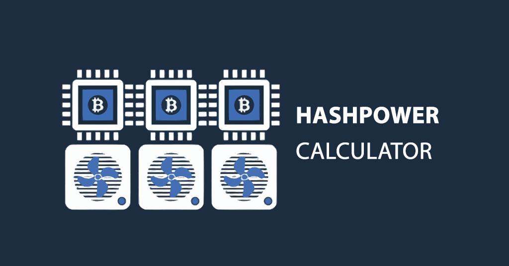 hashpower calculator