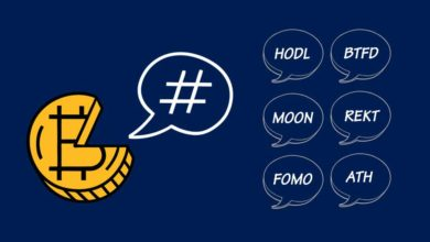 Photo of What does the term HODL, FOMO, MOON, REKT & BTFD mean in cryptocurrency?