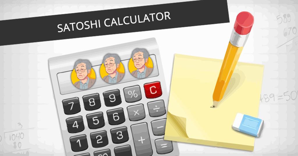 satoshi calculator