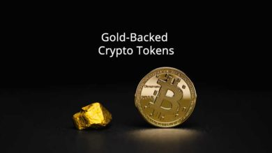 gold backed cryptocurrency tokens