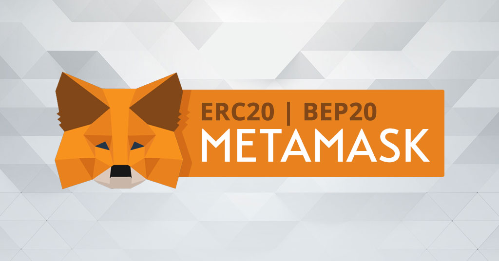 How to add custom tokens to MetaMask wallet - Add <bold>ERC20</bold>, BEP20 token
