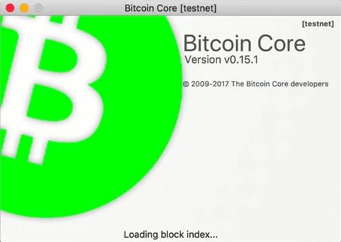 bitcoin core testnet