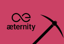 mine aeternity