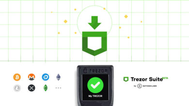 trezor suite verified