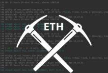 eth mining software