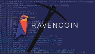 mine raven coin