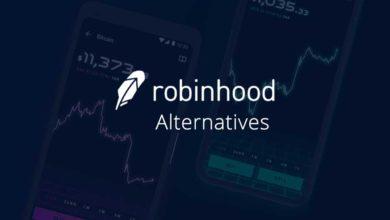 robinhood alternatives