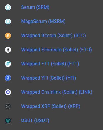 solana wrapped