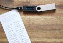 backup ledger device