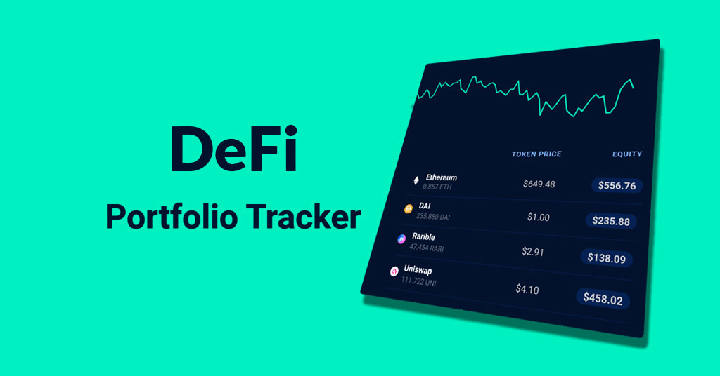 defi portfolio tracker